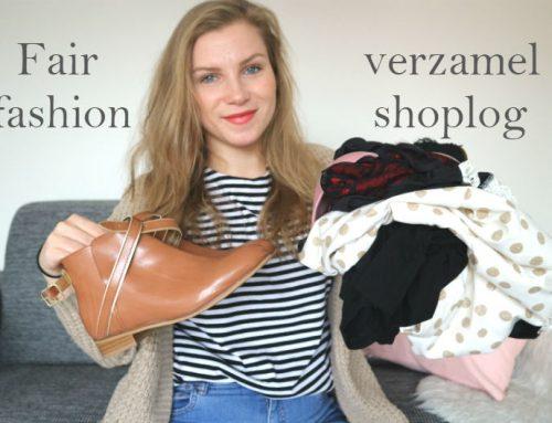Fair fashion verzamelshoplog | Sexy duurzaam ondergoed!