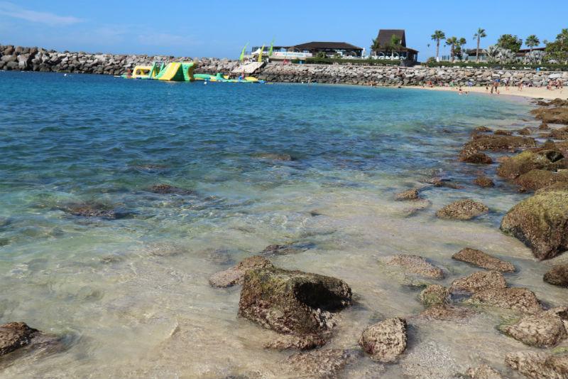 Playa de Amadores strand Gran Canaria