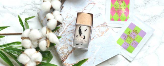Agema black pigeon parfum