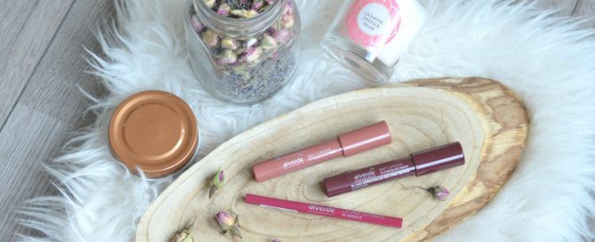 Alverde lipstick review