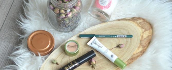 Alverde make-up multi review