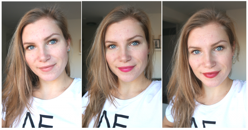 Au Naturale make-up look