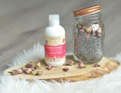 Sante Volume Shampoo review | Natuurlijk & Vegan