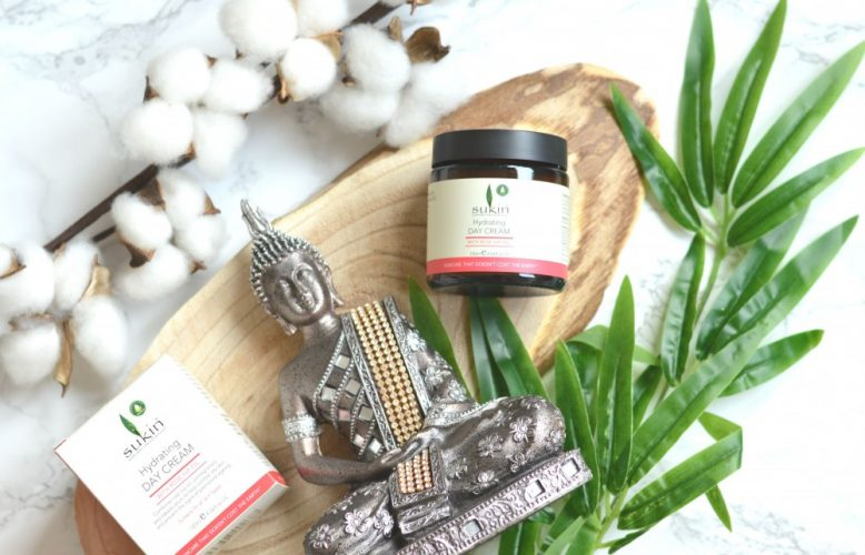 Sukin hydrating day cream