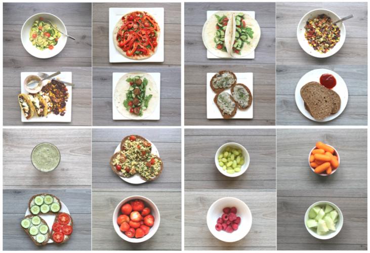 Vegan food diary 2
