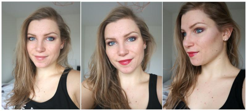 Dr Hauschka make-up look