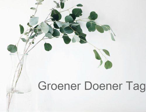 Groener Doener Tag | Hoe duurzaam ben ik eigenlijk écht?