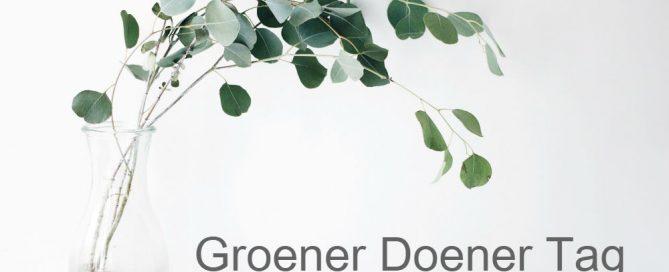 Groener Doener Tag