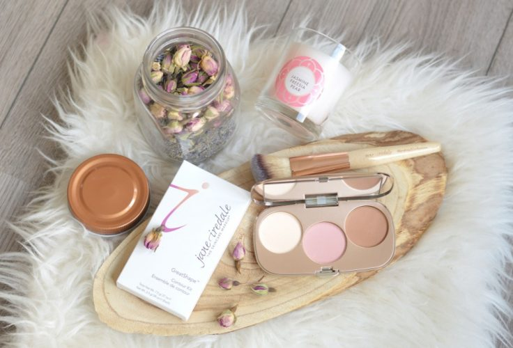 Jane iredale great shape contour kit review