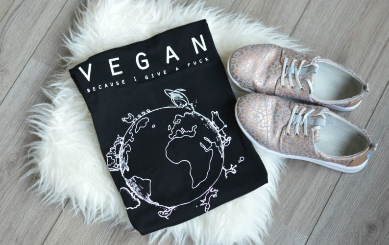 Vegan fashion shoppen