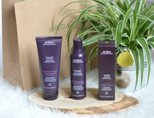 Aveda Invati Advanced voor minder haarverlies en voller haar
