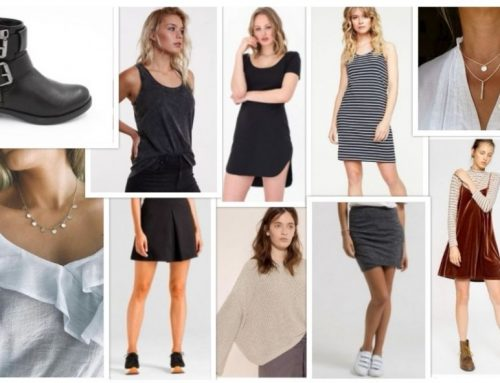 Fair Fashion wishlist | Eerlijk, duurzaam & vegan