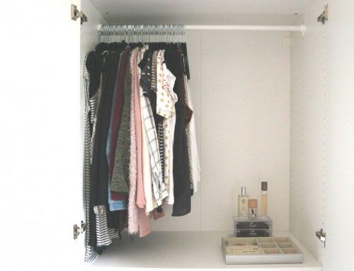 Fair fashion closet tour   Capsule wardrobe to be?