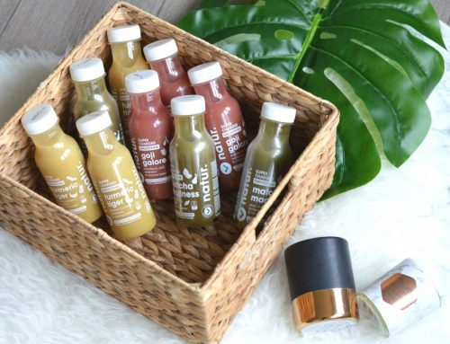 Natur supercharged smoothies | Voor je dagelijkse portie groen