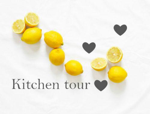 Vegan kitchen tour | Dit zit er in mijn keukenkastjes!