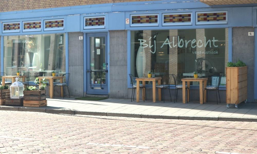Bij Albrecht veganistisch restaurant Eindhoven
