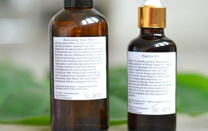 DIY Soap ingrediënten