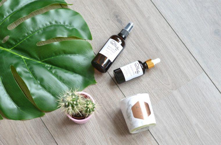 DIY Soap skincare review