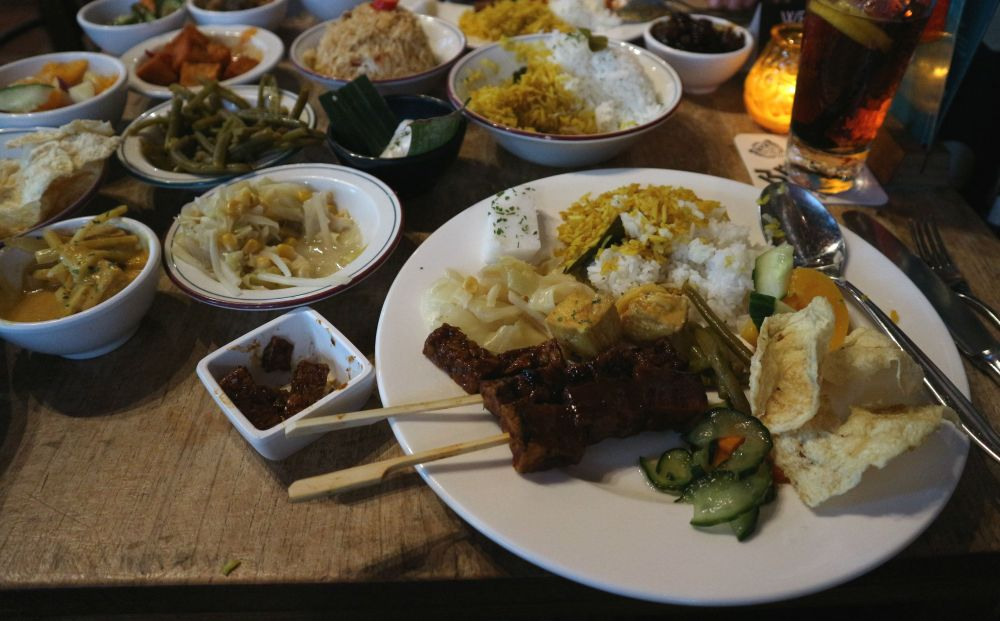 Javaans eetcafe Eindhoven