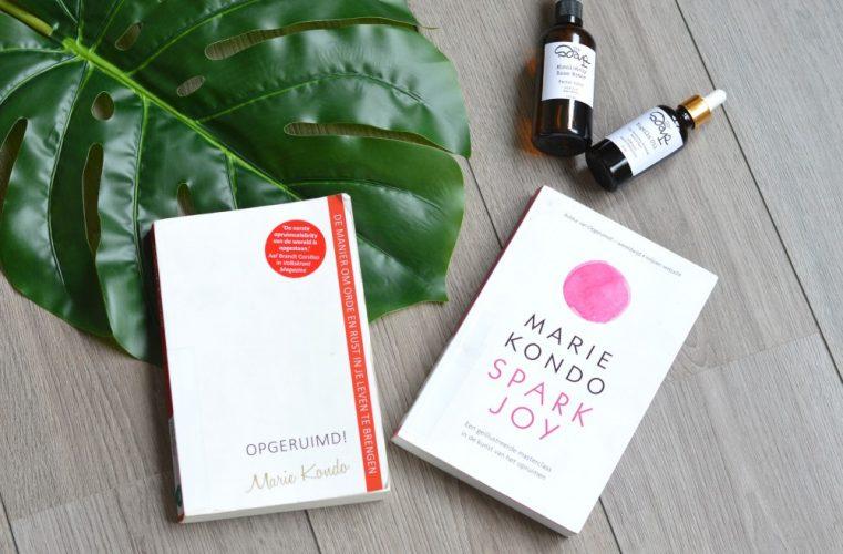 Marie Kondo minimalisme boeken