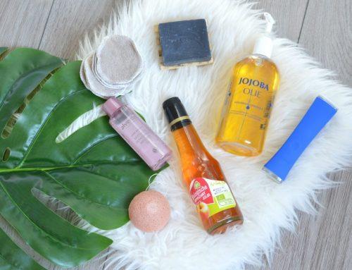 Minimalistische skincare routine | Natuurlijk & Vegan!