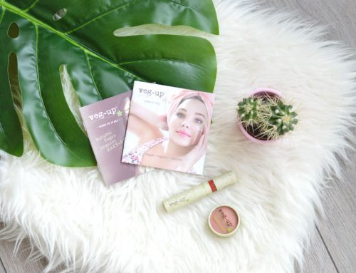Veg-up make-up review | Natuurlijk & Vegan