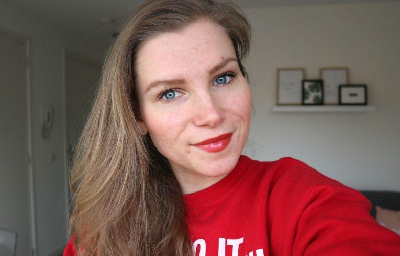 Veg-up natuurlijke make-up