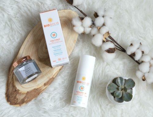 Biosolis melt-in cream zonnebrand SPF30 review | Zonder witte waas!