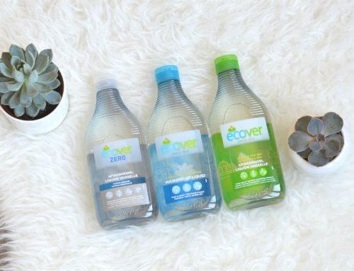 Ecover afwasmiddel | Duurzaam huishouden doe je zo!