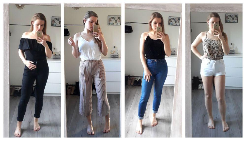 Minimalistische kledingkast 2019