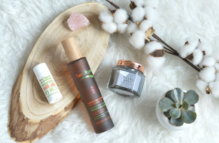 TanOrganic self tan oil review