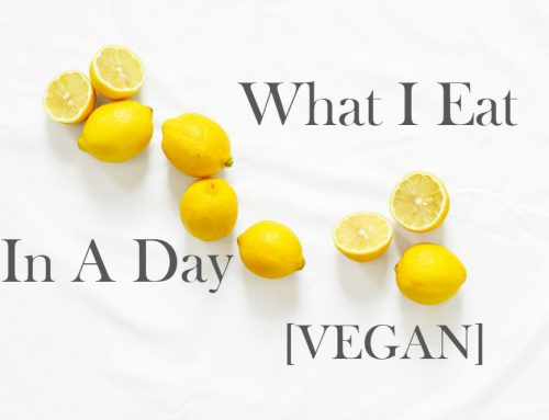 What I Eat In A Day As A Vegan | Nieuwe video :)