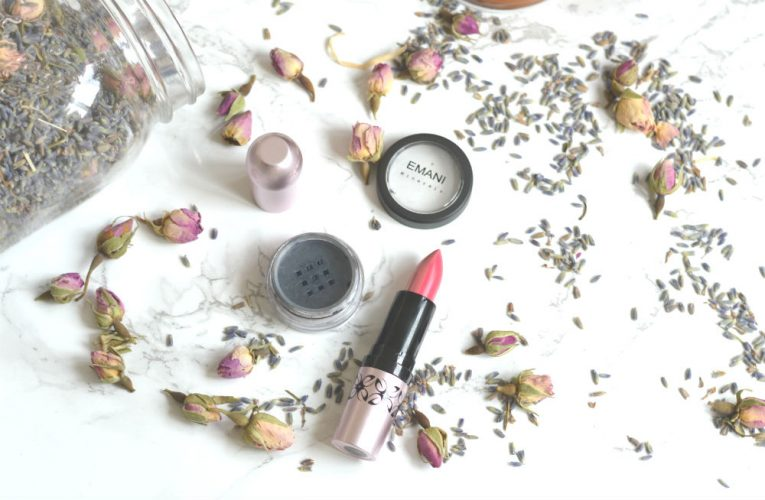 Emani make-up review
