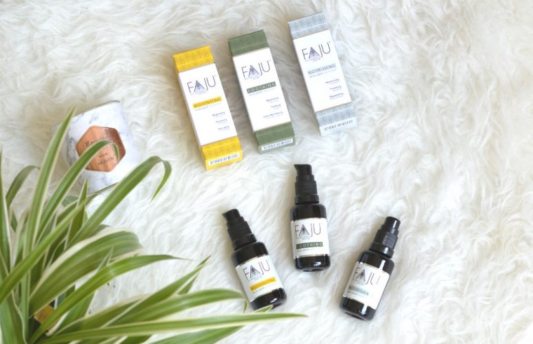 Faju skincare serums review
