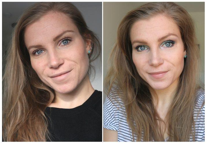 Hema make-up review