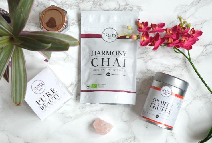 Teatox Harmony Chai thee