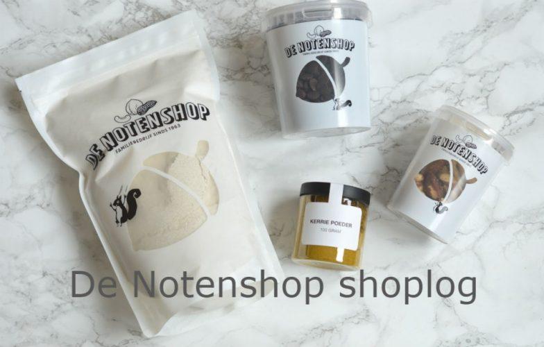 Notenshop shoplog
