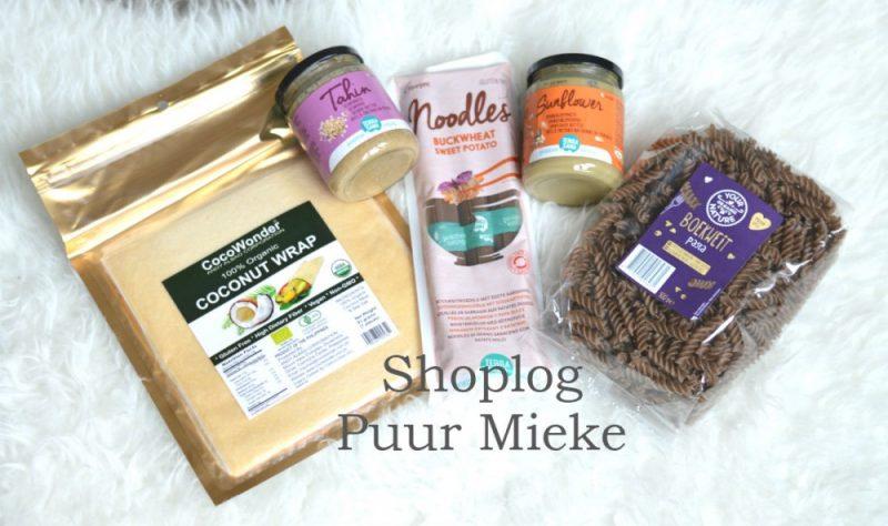 Glutenvrije Puur Mieke shoplog