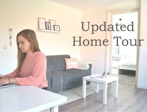 Updated Home Tour | Minimalistisch interieur & Simple living