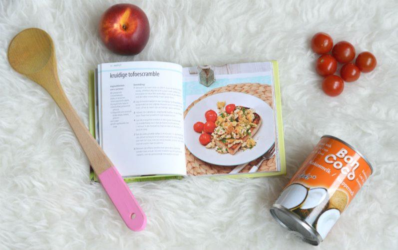 Veganistisch koken 100 recepten boek review