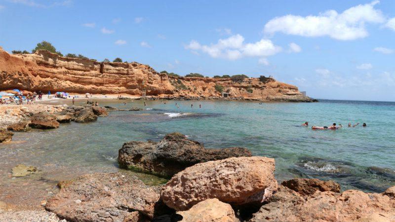 Cala Caleta Ibiza