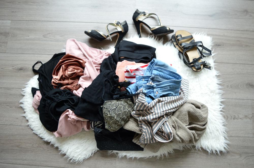 Koffer inpakken als minimalist