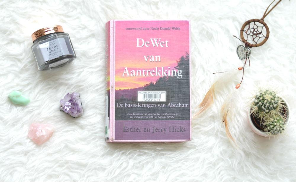 Leren loslaten en vertrouwen boek