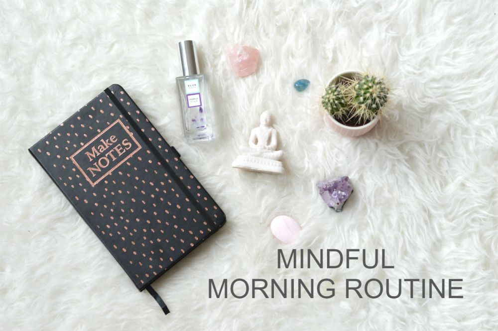Mindful morning routine