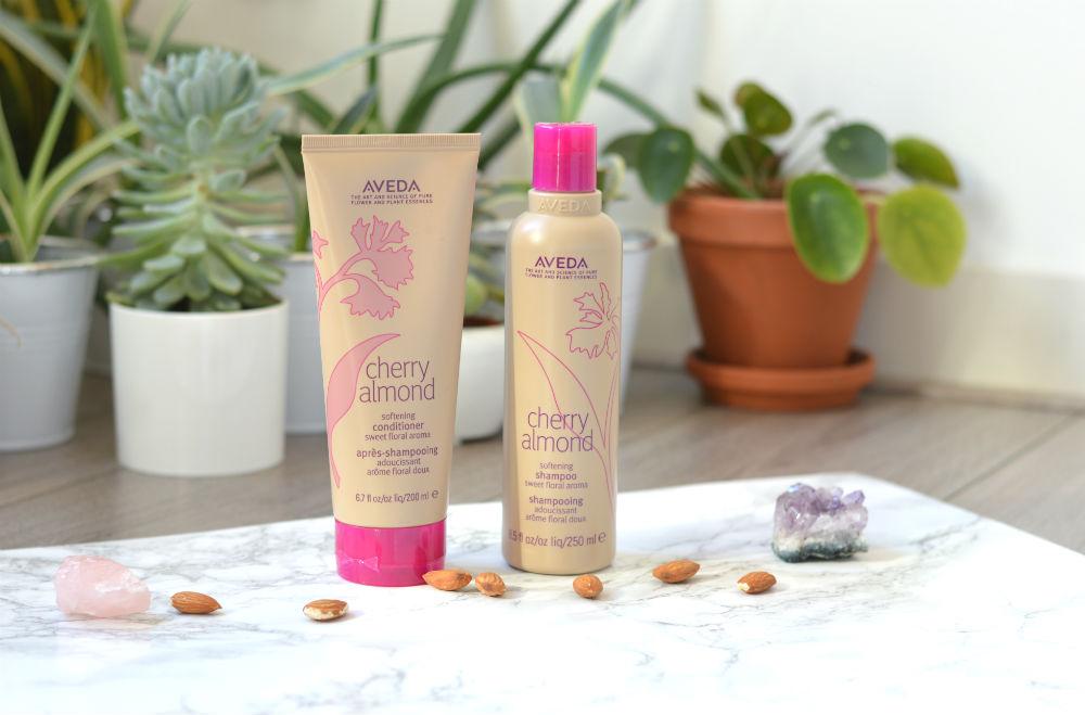 Aveda cherry almond shampoo review