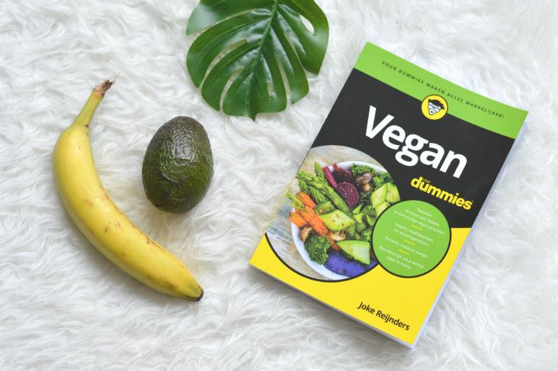 Vegan voor dummies boek