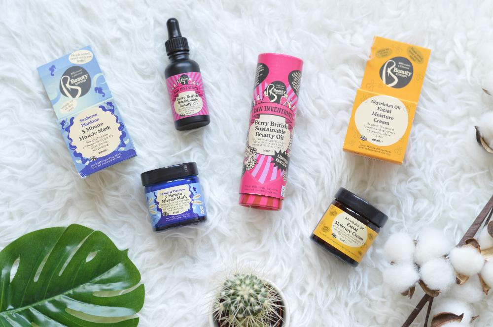 Beauty kitchen vegan producten