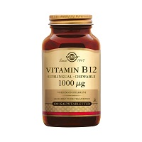 Vegan B12 supplement