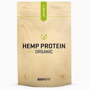 Vegan proteine poeder