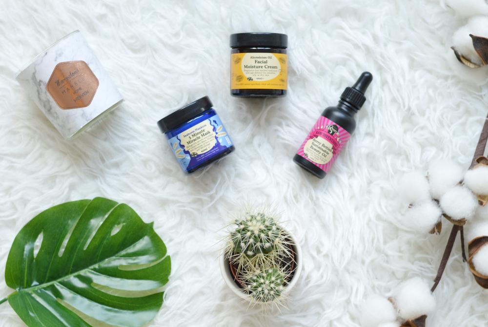 Duurzame cosmetica producten